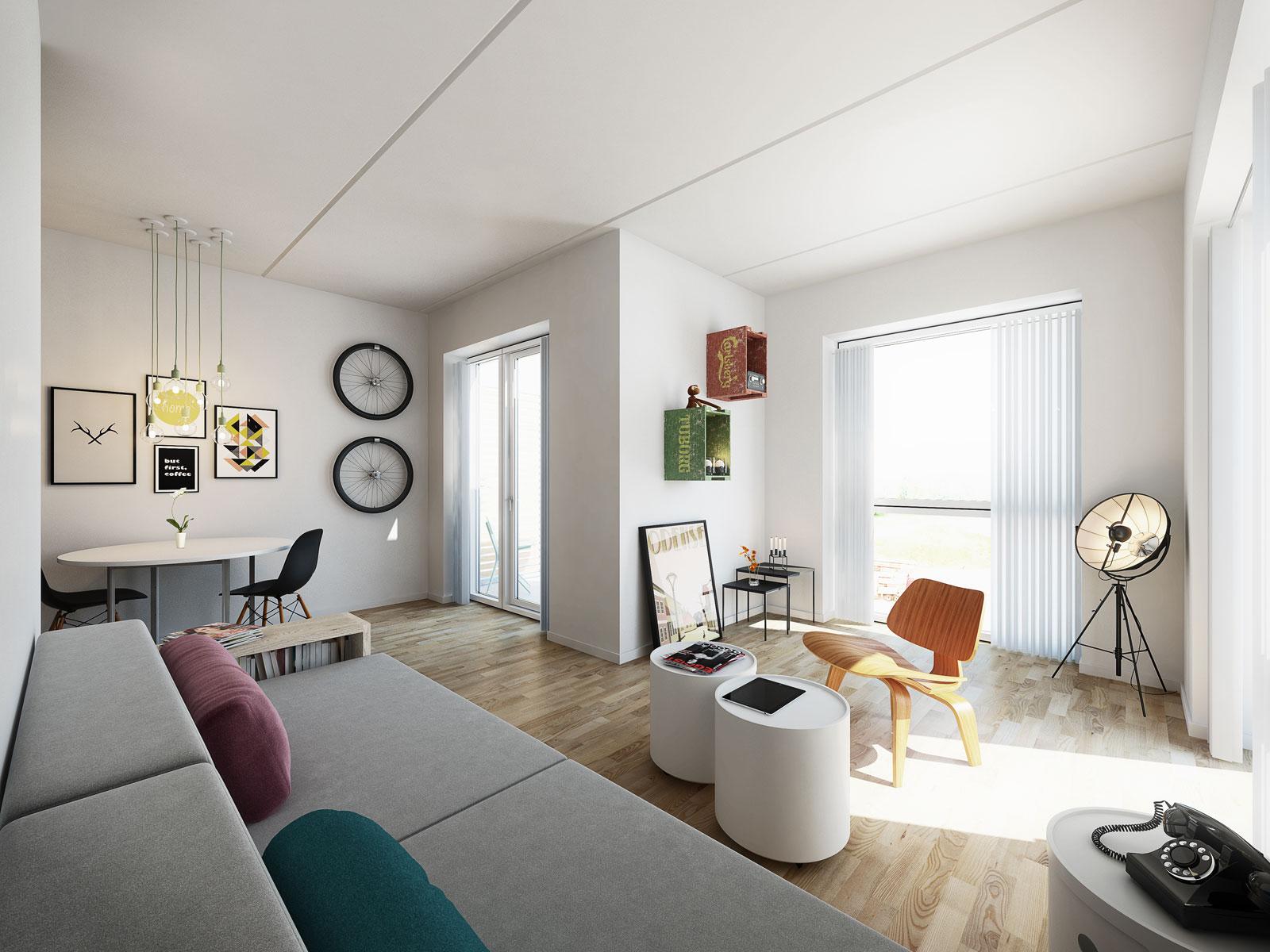 Lejligheder Odense Havn – endeverybody.com