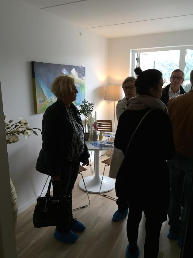 news - Open house in Soldækket